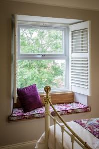 The Corvus Room Window